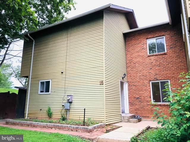 16 Benji Court #137, GAITHERSBURG, MD 20877 (#MDMC720478) :: Blackwell Real Estate
