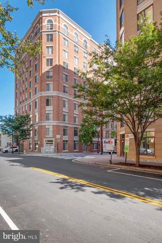 1205 N Garfield Street #707, ARLINGTON, VA 22201 (#VAAR167612) :: Tom & Cindy and Associates
