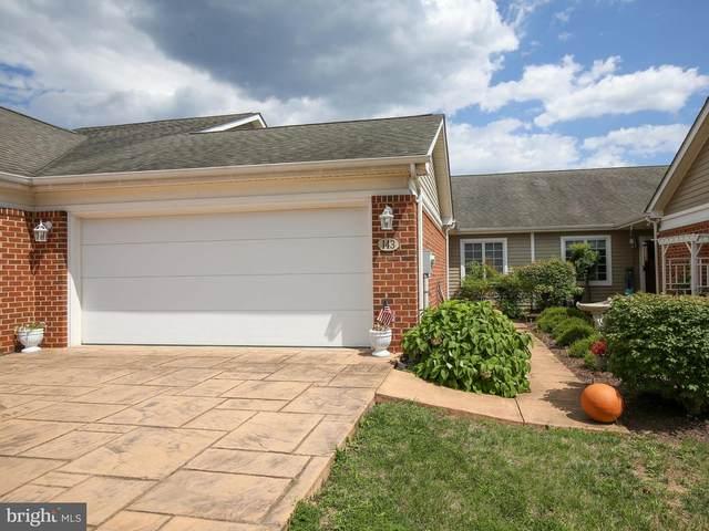 143 Daniel Court, STRASBURG, VA 22657 (#VASH120014) :: Debbie Dogrul Associates - Long and Foster Real Estate
