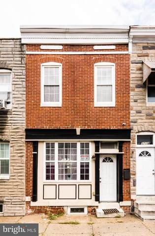 3708 E Lombard Street, BALTIMORE, MD 21224 (#MDBA520686) :: The Putnam Group