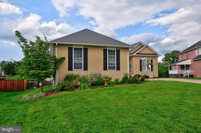 106 Cool Spring Drive, STEPHENS CITY, VA 22655 (#VAFV159308) :: ExecuHome Realty