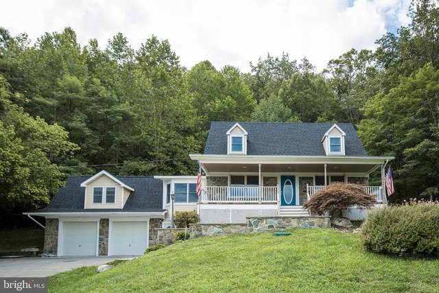 5476 Howellsville Road, FRONT ROYAL, VA 22630 (#VAWR141188) :: John Lesniewski | RE/MAX United Real Estate