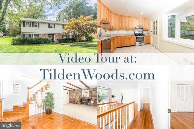 6828 Old Stage Road, NORTH BETHESDA, MD 20852 (#MDMC722228) :: The Daniel Register Group