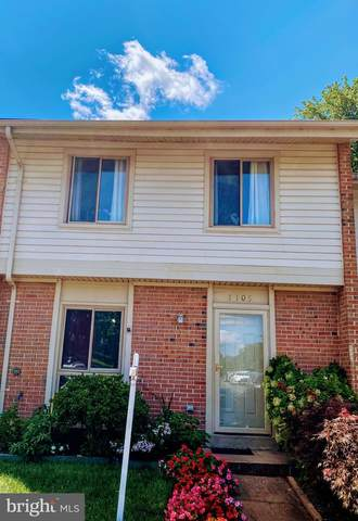 1105 Autumnhaze Court, HERNDON, VA 20170 (#VAFX1150292) :: Pearson Smith Realty