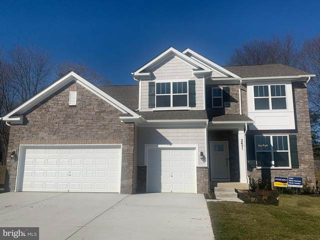 2451 Monarch Way, BEL AIR, MD 21015 (#MDHR250944) :: Network Realty Group