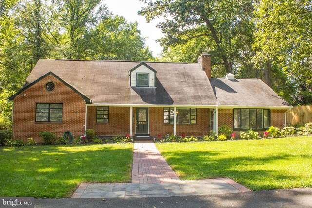 2844 Cedarest Road, FAIRFAX, VA 22031 (#VAFX1150480) :: RE/MAX Cornerstone Realty