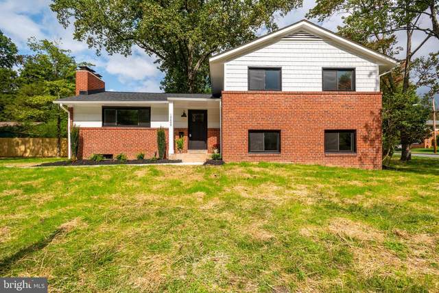 10600 Center Street, FAIRFAX, VA 22030 (#VAFC120304) :: Blackwell Real Estate