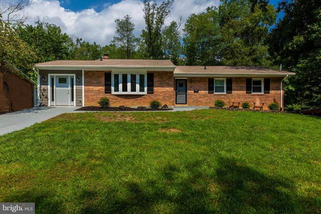 9302 Santayana Drive, FAIRFAX, VA 22031 (#VAFX1151056) :: John Lesniewski   RE/MAX United Real Estate