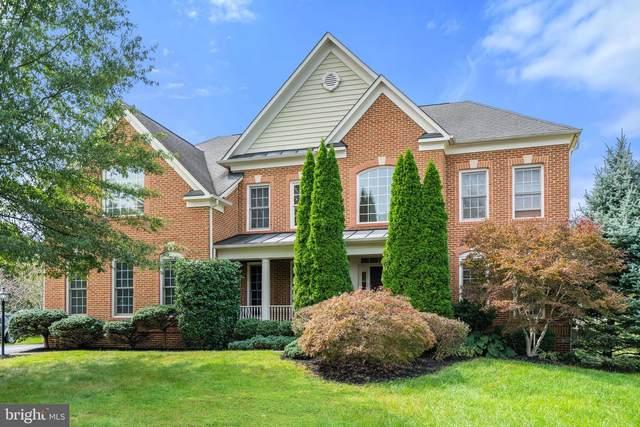 5436 Sherman Oaks Court, HAYMARKET, VA 20169 (#VAPW503432) :: Blackwell Real Estate