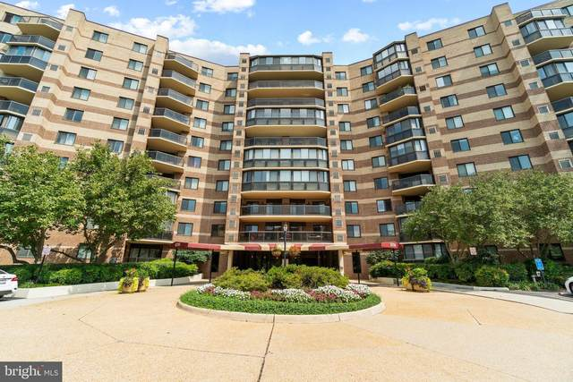 8350 Greensboro Drive #605, MCLEAN, VA 22102 (#VAFX1151494) :: The Riffle Group of Keller Williams Select Realtors
