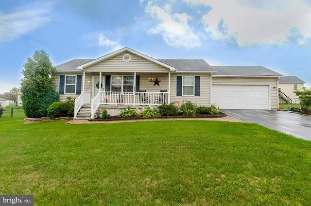 75 Tather Drive, MARTINSBURG, WV 25405 (#WVBE179954) :: Pearson Smith Realty