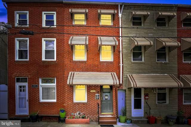 529 S Chapel Street, BALTIMORE, MD 21231 (#MDBA522488) :: Jennifer Mack Properties