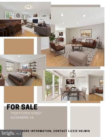 7928 Fitzroy Street, ALEXANDRIA, VA 22309 (#VAFX1152224) :: Debbie Dogrul Associates - Long and Foster Real Estate