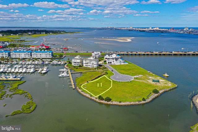 12980 Inlet Isle Lane Lot 11, OCEAN CITY, MD 21842 (#MDWO116502) :: Atlantic Shores Sotheby's International Realty