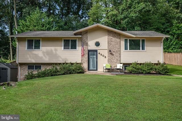 4908 Gainsborough Drive, FAIRFAX, VA 22032 (#VAFX1152500) :: John Lesniewski | RE/MAX United Real Estate