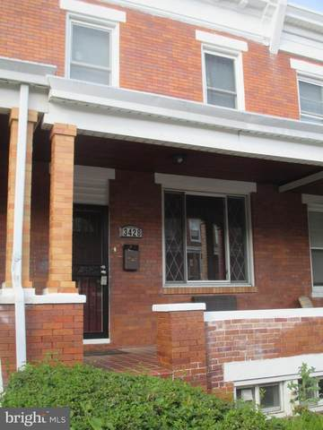 3428 Dudley Avenue, BALTIMORE, MD 21213 (#MDBA522938) :: Pearson Smith Realty
