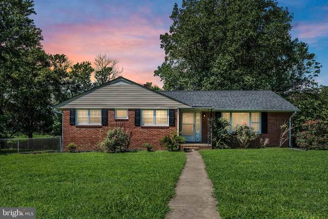 817 Grafton Street, FREDERICKSBURG, VA 22405 (#VAST225372) :: John Lesniewski | RE/MAX United Real Estate