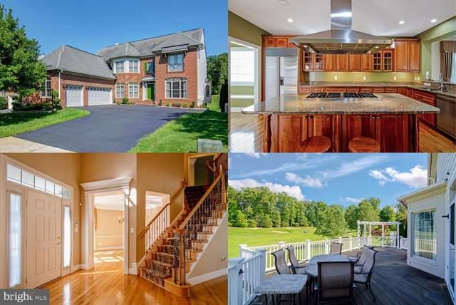4439 Tuscany Court, WOODBRIDGE, VA 22192 (#VAPW504088) :: Blackwell Real Estate