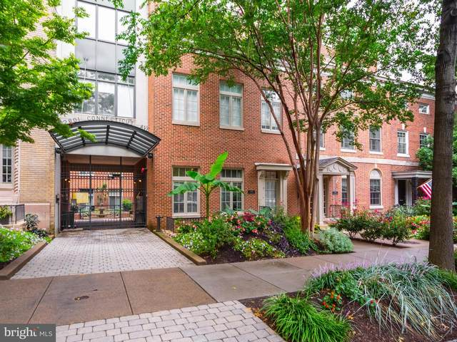 2801 Connecticut Avenue NW #27, WASHINGTON, DC 20008 (#DCDC486142) :: Great Falls Great Homes