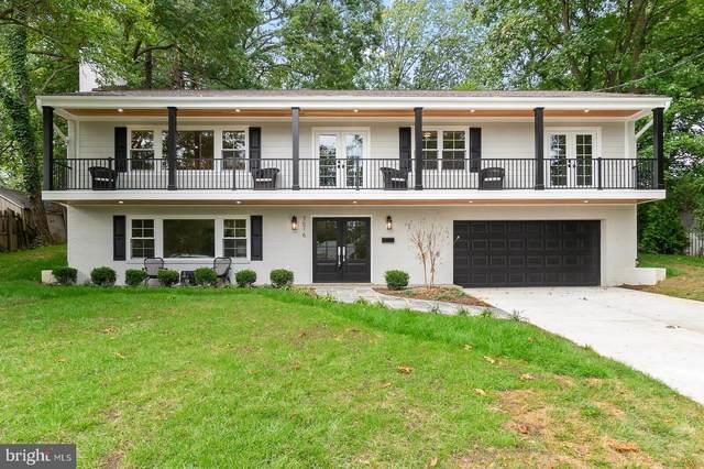 7516 Salem Road, FALLS CHURCH, VA 22043 (#VAFX1154304) :: A Magnolia Home Team