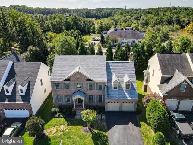 4615 Beaufont Spring Court, WOODBRIDGE, VA 22192 (#VAPW504556) :: Blackwell Real Estate
