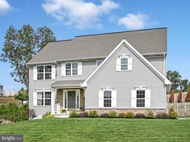 8 Rycroft Road, MECHANICSBURG, PA 17050 (#PACB127806) :: TeamPete Realty Services, Inc