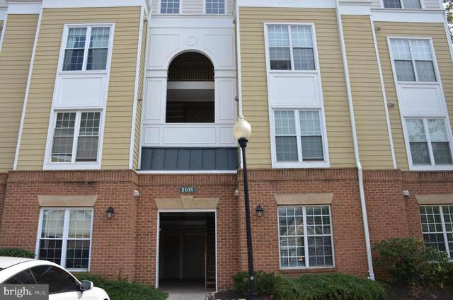 2105 Highcourt Lane #103, HERNDON, VA 20170 (#VAFX1154730) :: Debbie Dogrul Associates - Long and Foster Real Estate