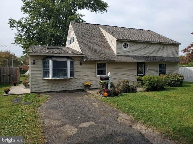 65 Ivy Hill Road, LEVITTOWN, PA 19057 (#PABU506834) :: Linda Dale Real Estate Experts