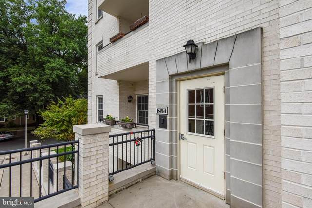 229 N Thomas Street #101, ARLINGTON, VA 22203 (#VAAR169618) :: The Putnam Group