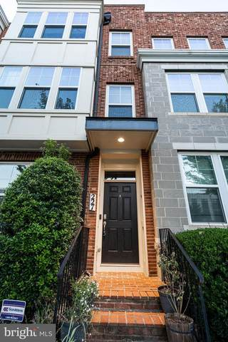 227 Decoverly Drive, GAITHERSBURG, MD 20878 (#MDMC725838) :: The Redux Group