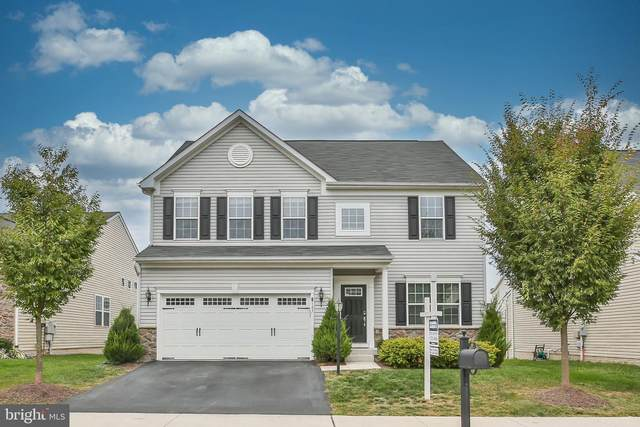 107 Pinwheel Court, STEPHENSON, VA 22656 (#VAFV159818) :: Advon Group