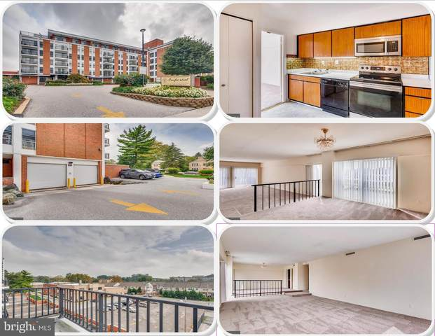 3601 Clarks Lane #502, BALTIMORE, MD 21215 (#MDBA524784) :: Fairfax Realty of Tysons