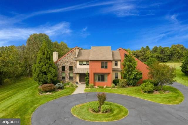 5782 Stony Hill Road, NEW HOPE, PA 18938 (#PABU507312) :: Century 21 Dale Realty Co