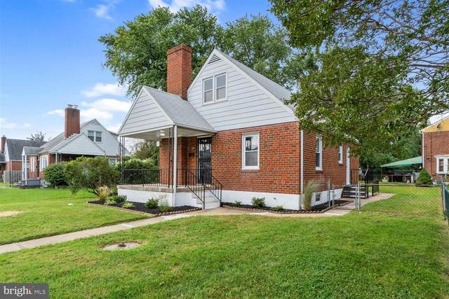 5804 Cedonia Avenue, BALTIMORE, MD 21206 (#MDBA524900) :: The Riffle Group of Keller Williams Select Realtors