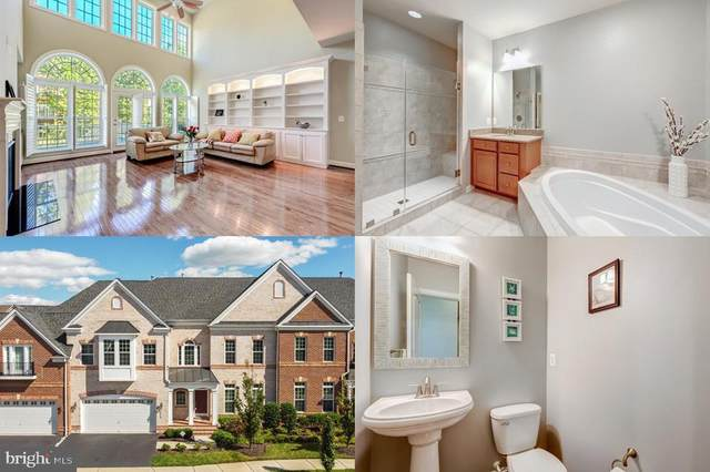 3883 Billberry Drive, FAIRFAX, VA 22033 (#VAFX1156372) :: The Denny Lee Team