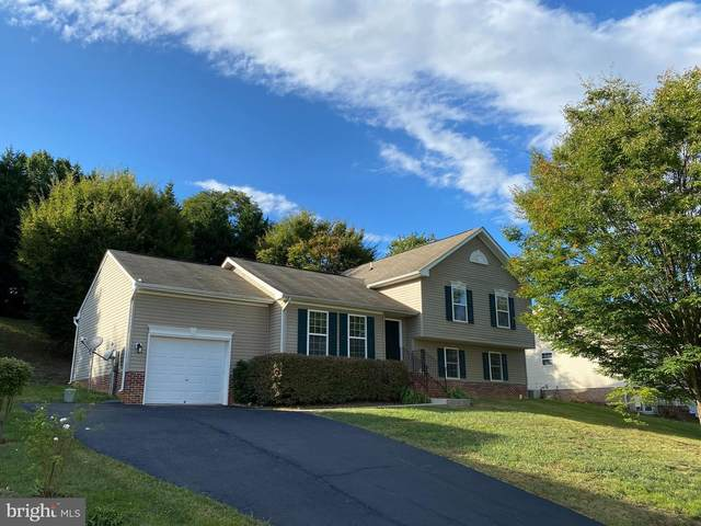 252 Talisman Drive, MARTINSBURG, WV 25403 (#WVBE180528) :: Blackwell Real Estate