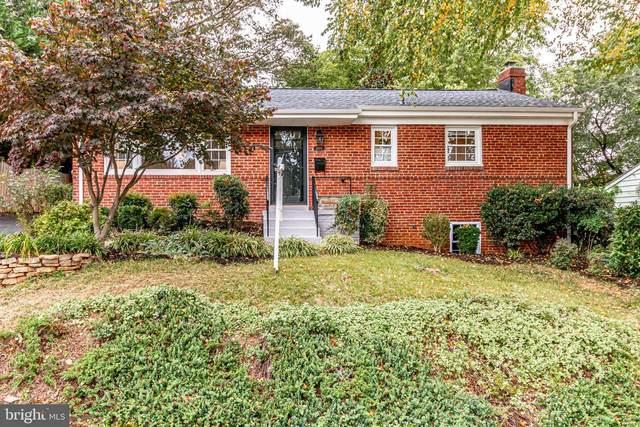 2018 N Woodrow Street, ARLINGTON, VA 22207 (#VAAR170206) :: Tom & Cindy and Associates