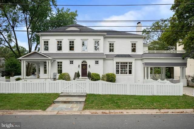 3701 Stewart Driveway, CHEVY CHASE, MD 20815 (#MDMC727940) :: Blackwell Real Estate