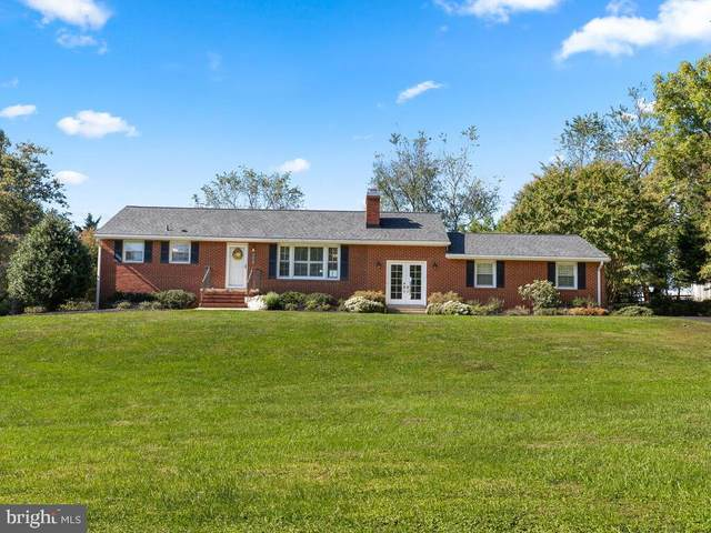 7518 Greenwood Drive, HIGHLAND, MD 20777 (#MDHW286248) :: Bob Lucido Team of Keller Williams Integrity