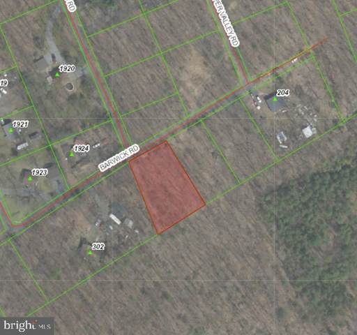 Lot 723A Barwick Road, EFFORT, PA 18330 (#PAMR106702) :: The Matt Lenza Real Estate Team