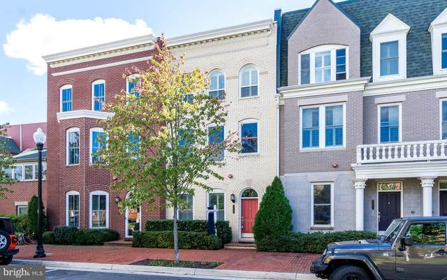 727 E Custis Avenue, ALEXANDRIA, VA 22301 (#VAAX252060) :: The Redux Group