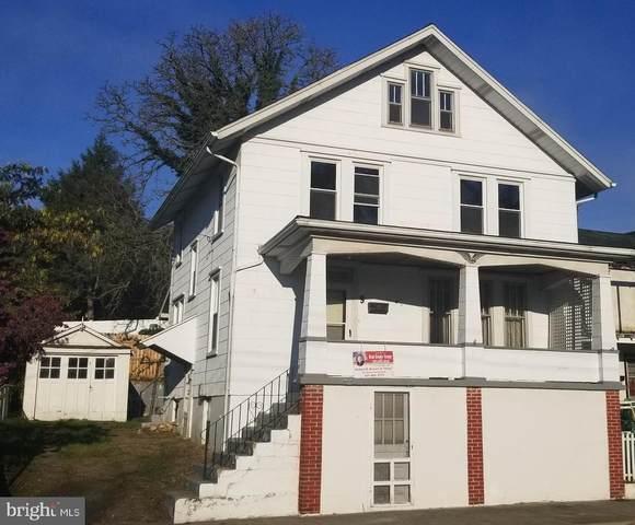 9 3RD Avenue, BRUNSWICK, MD 21716 (#MDFR272152) :: Blackwell Real Estate