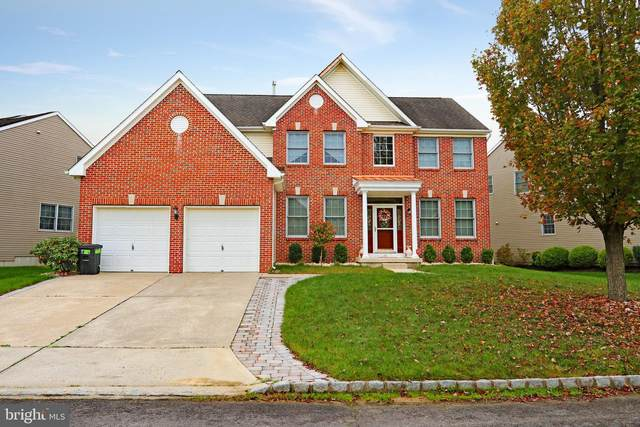45 Greenbrier Drive, MOUNT HOLLY, NJ 08060 (#NJBL383994) :: Certificate Homes