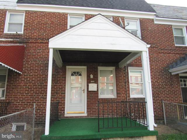 321 Mount Holly Street, BALTIMORE, MD 21229 (#MDBA527796) :: The MD Home Team