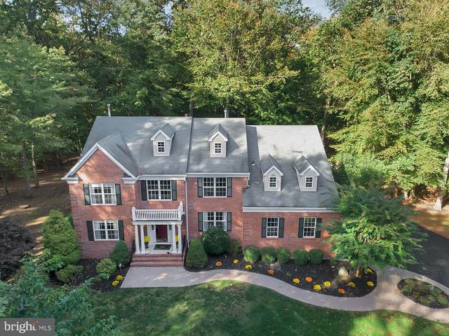17 Cliffview Court, PRINCETON JUNCTION, NJ 08550 (#NJME303306) :: Holloway Real Estate Group