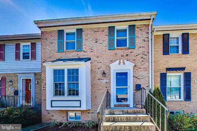 9688 Lindenbrook Street, FAIRFAX, VA 22031 (#VAFX1161660) :: Advon Group