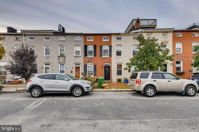 2047 Gough Street, BALTIMORE, MD 21231 (#MDBA528646) :: The Sky Group