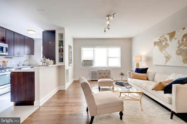 2339 40TH Place NW #204, WASHINGTON, DC 20007 (#DCDC493238) :: The Redux Group
