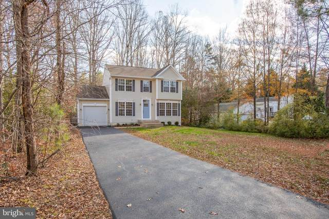302 Falmouth Drive, RUTHER GLEN, VA 22546 (#VACV123098) :: Better Homes Realty Signature Properties