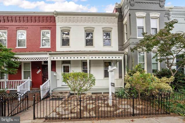814 I Street NE, WASHINGTON, DC 20002 (#DCDC494320) :: V Sells & Associates | Keller Williams Integrity